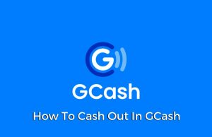 gcash cash out