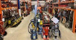 lowes tool rental
