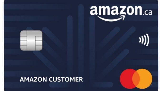 Amazon Credit Card Login Detail