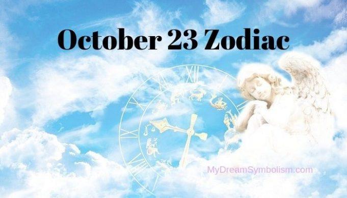 october 23 zodiac